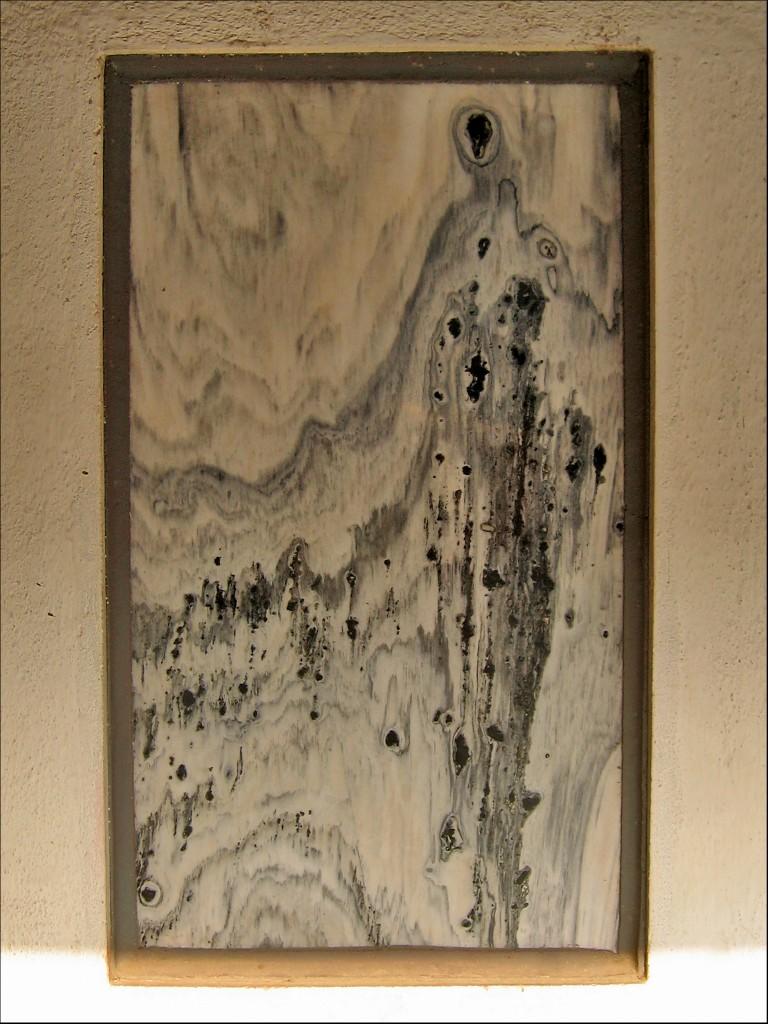 Камень-картина, монастырь Гуйюань, Ухань