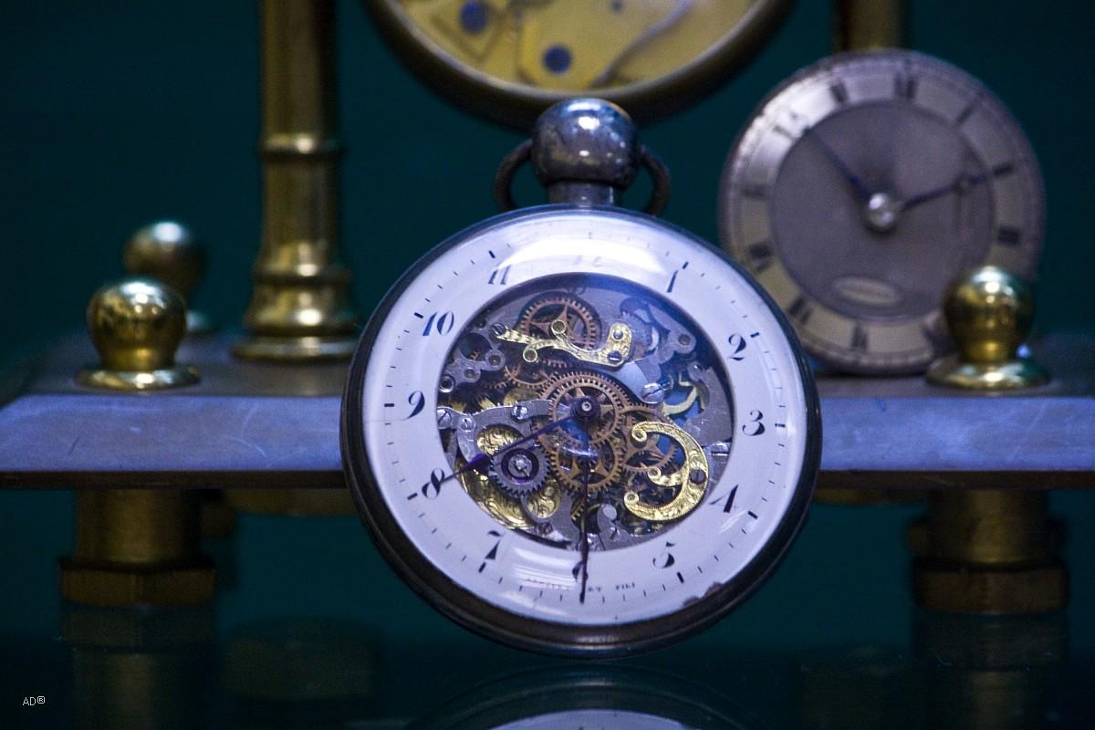 Часы карманные механические с репетиром, Франция, Париж, 1816 г.