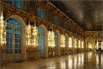 Бальный зал Екатерининского дворца