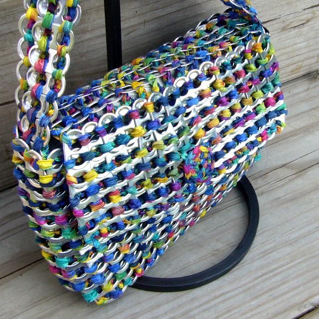 Сделать сумку из подручных средств
