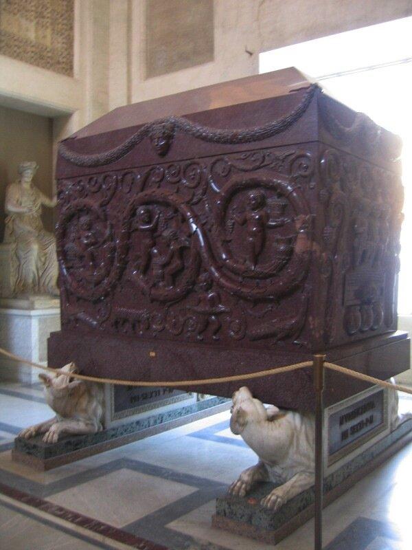 Саркофаг Констанции