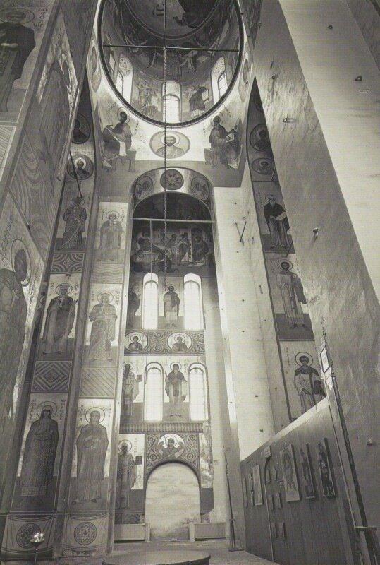 Интерьер Георгиевского собора