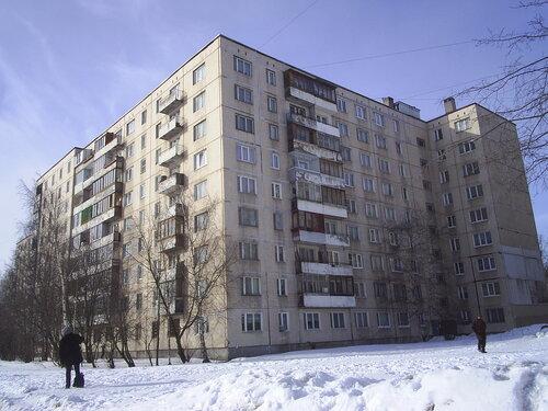 Малая Балканская ул. 46