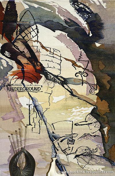 О. Попова. «Undergraund» (2005)