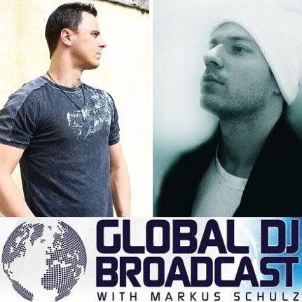 Markus Schulz - Global DJ Broadcast (Guestmix Arnej)