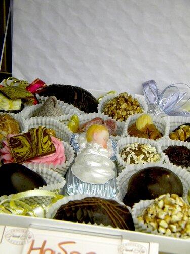 Ребёнок в шоколаде*