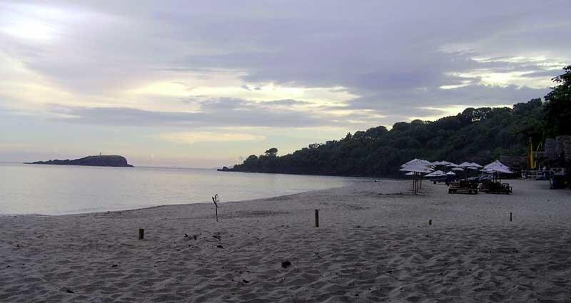 Саминская - Бали