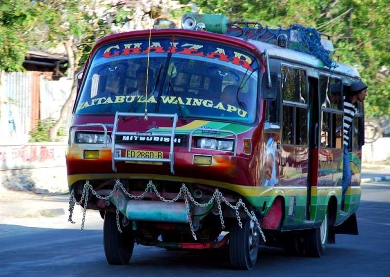 Транспорт на Сумбе