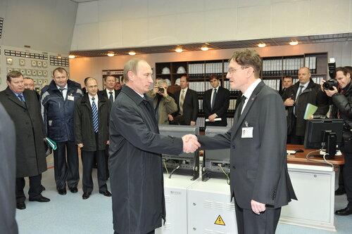 Второй энергоблок Волгодонской АЭС включен в единую энергосистему России