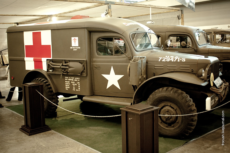 Dodge WC-53