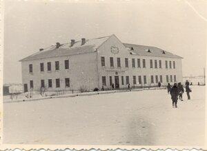 Рябчинская школа, 1956 год