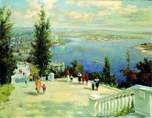 Київський пейзаж
