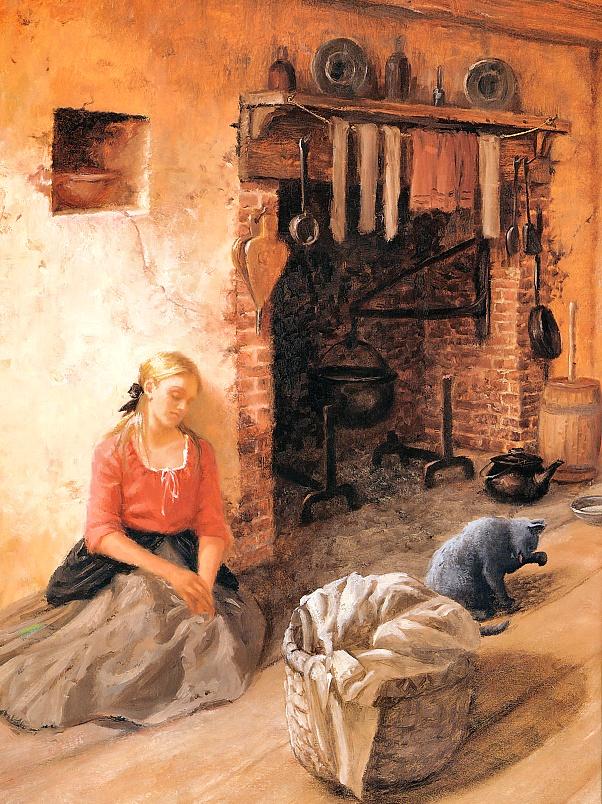 Sanderson Ruth - Cinderella