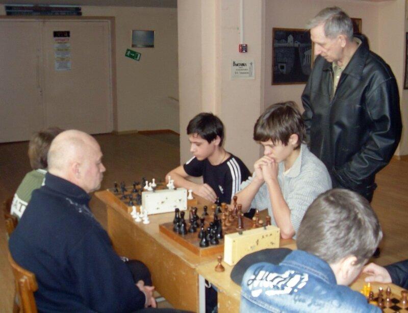 Шахматный турнир (2)