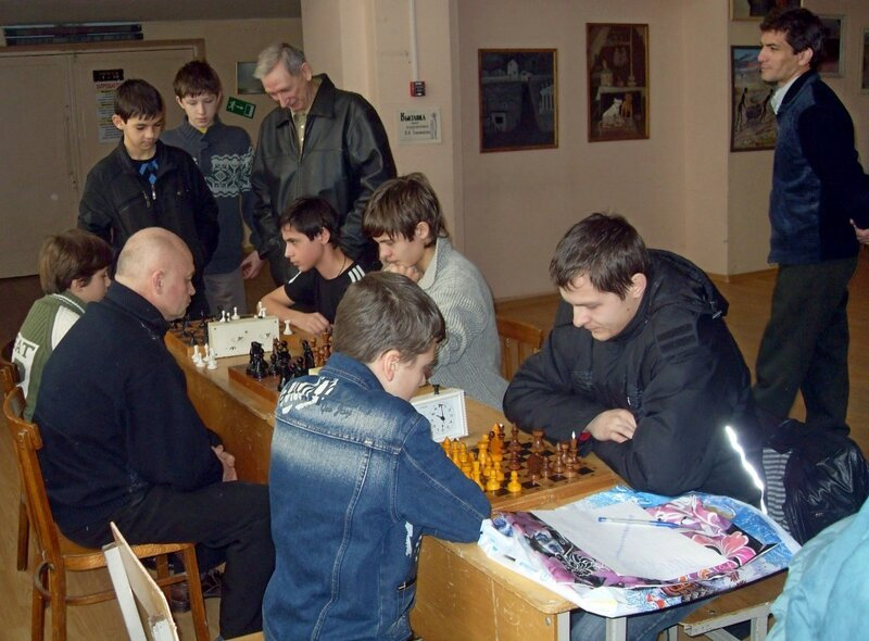 Шахматный турнир (3)