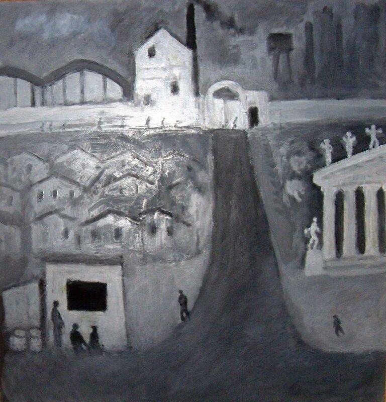 Выставка картин Тилькиева В.А. (2)