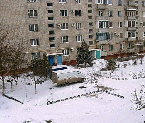 Мартовский снег (5)