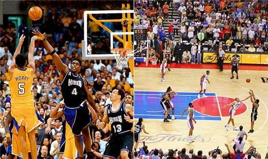 2000s Top 10 NBA Games - Роберт Орри