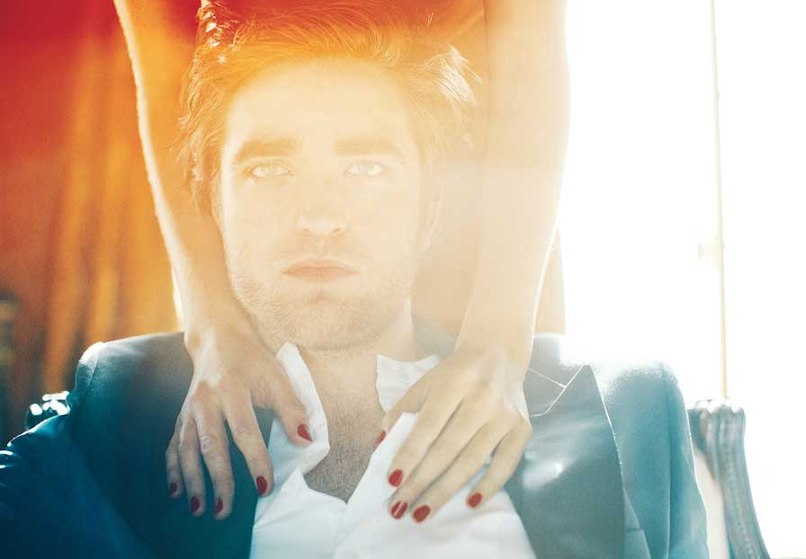 Роберт Паттинсон / Роберт Паттисон / Robert Pattison / Robert Pattinson by Norman Jean Roy / Details