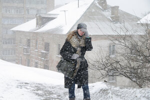 По данным Примгидромета, во Владивостоке ожидается аномально холодная погода