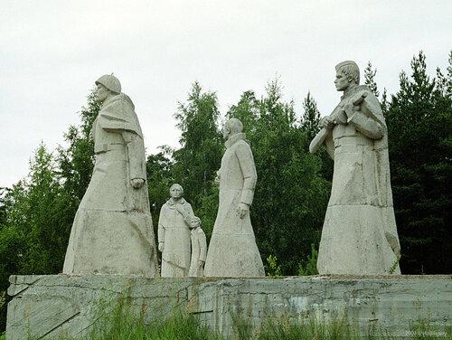 Мемориал   Максатиха