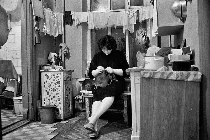 Театральное общежитие Казань,1990 Фарит Губаев