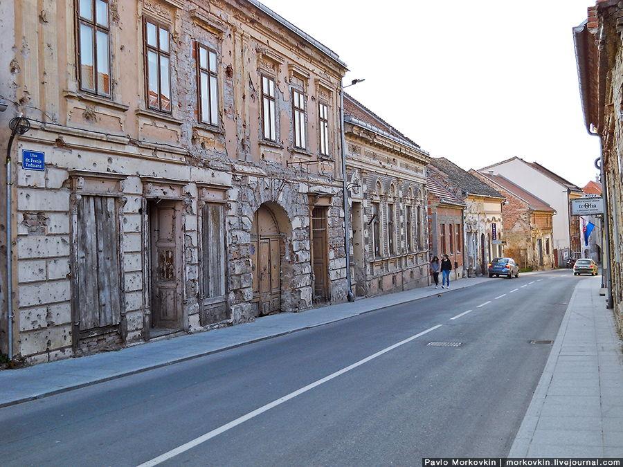 Улица Вуковара