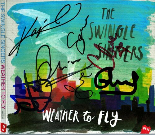 The Swingle Singers - Weather To Fly (2013) MP3