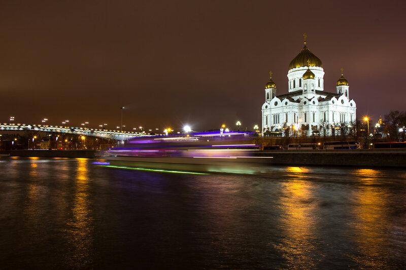 Ночь, Москва-30