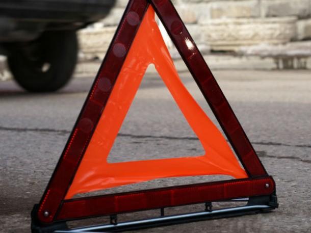 В Гродненской области перевернулся автомобиль в нём находились четверо малолетних детей