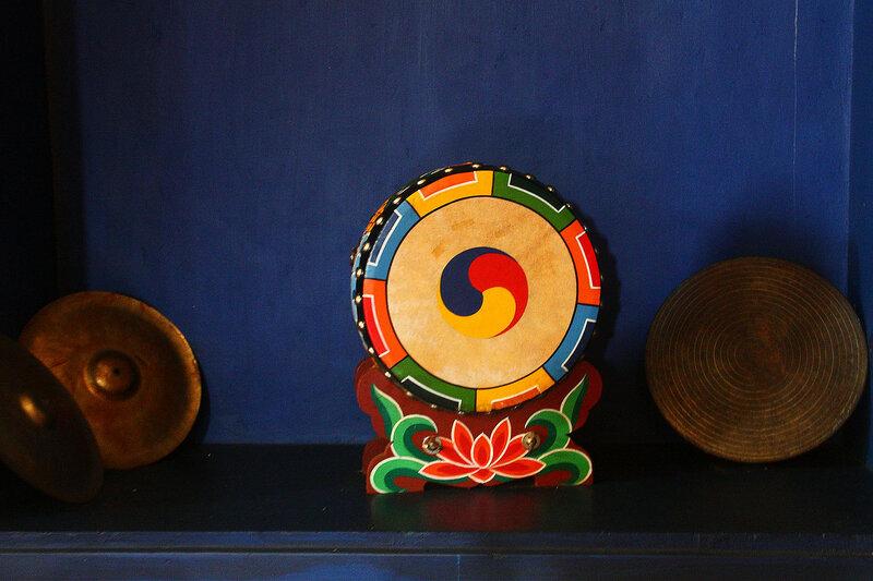 буддийские ритуальные инструменты