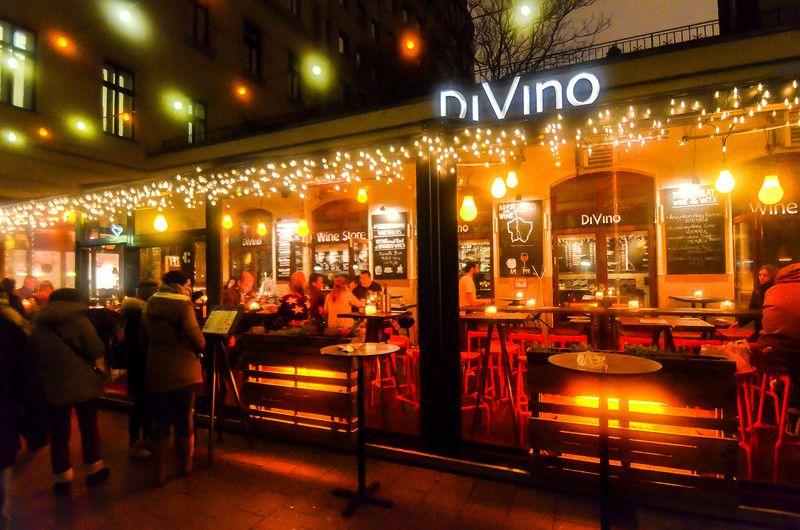 92. Для любителей вина есть и свои бары.