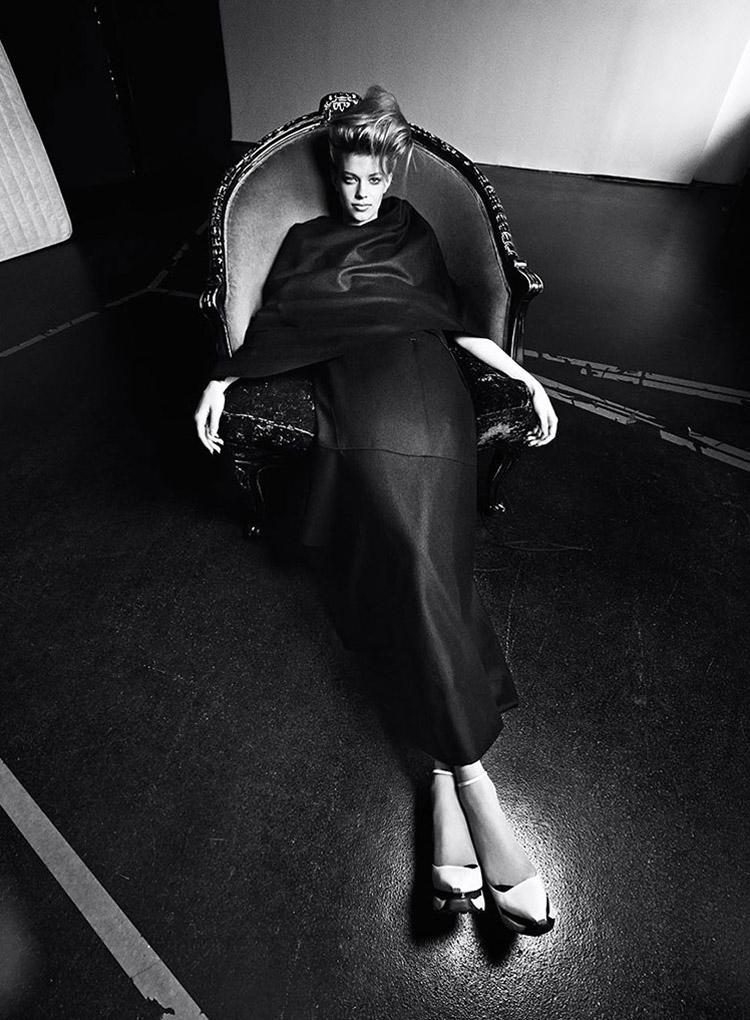 Лекси Болинг (Lexi Boling) в журнале CR Fashion Book