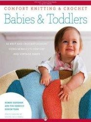 Книга Comfort Knitting & Crochet: Babies & Toddlers