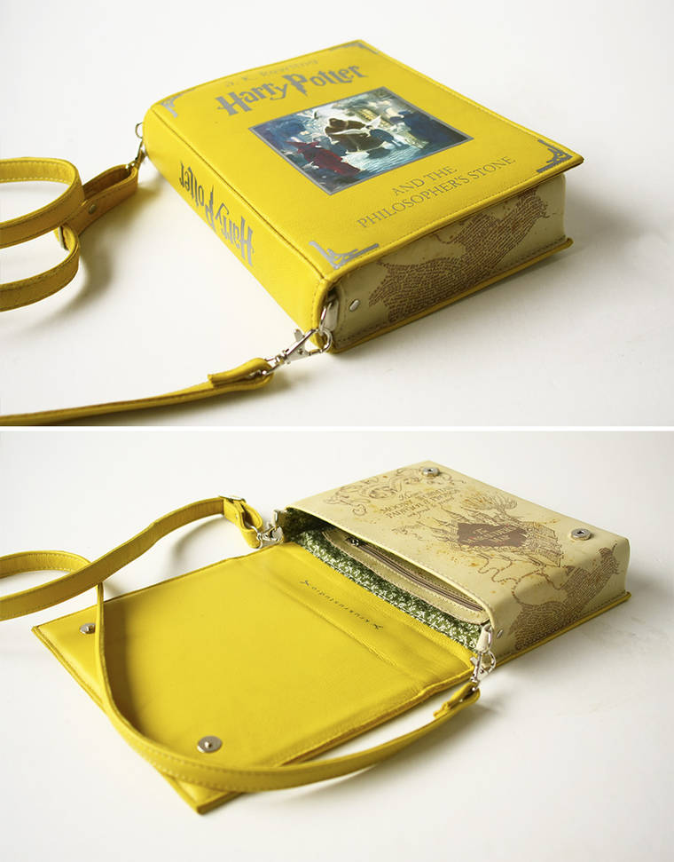 Book Bags - Bring your favorite novels everywhere with these cute bags
