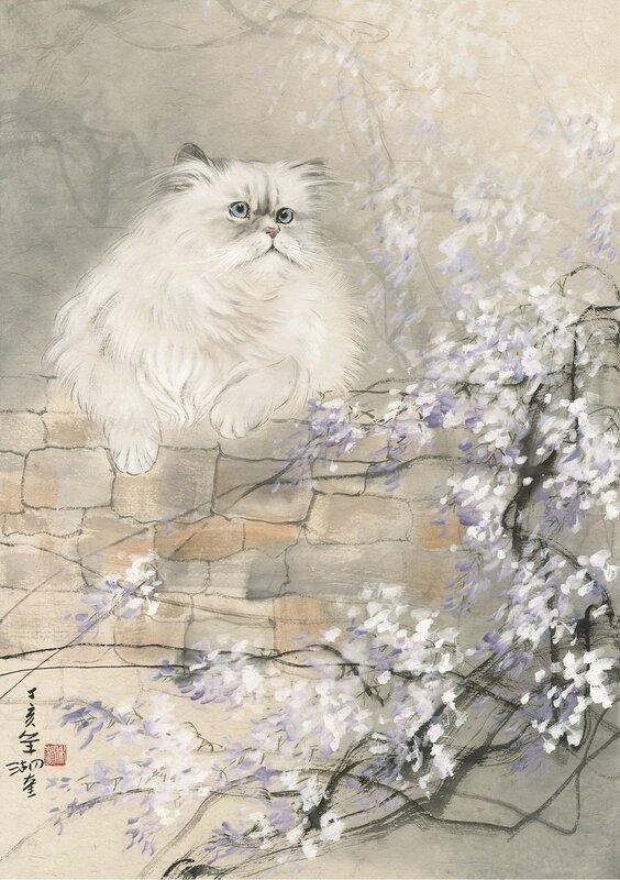 Кошки / Lam Wu-fui