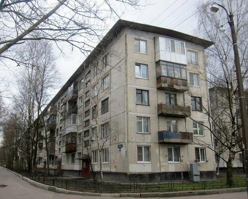 ул. Крыленко 29к1