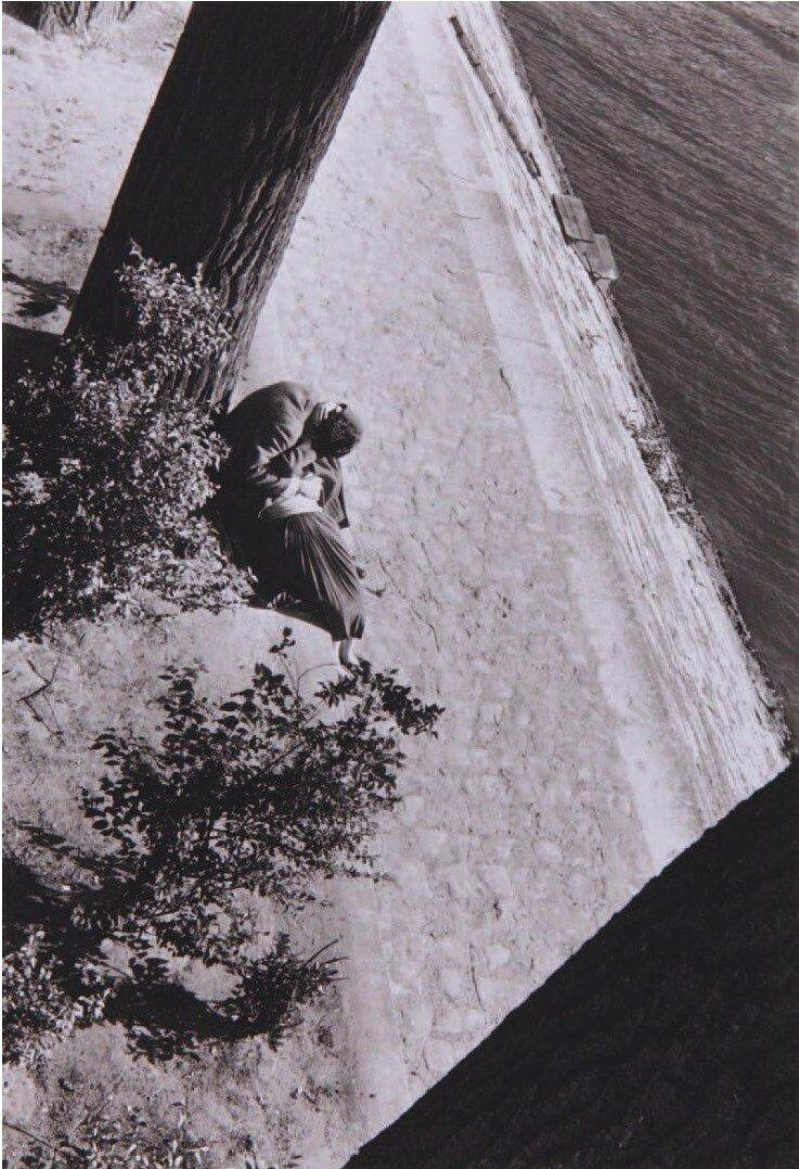 1952. Иль Сент-Луис, Париж