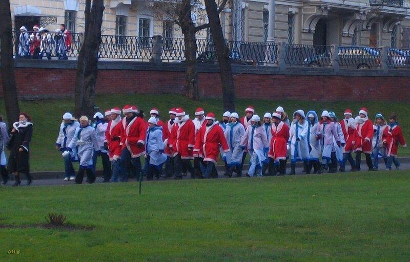 17 декабря 2006 в Александровском саду