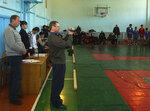В.Алимасов и С.Лёвин - тренеры команды г.Владивосток