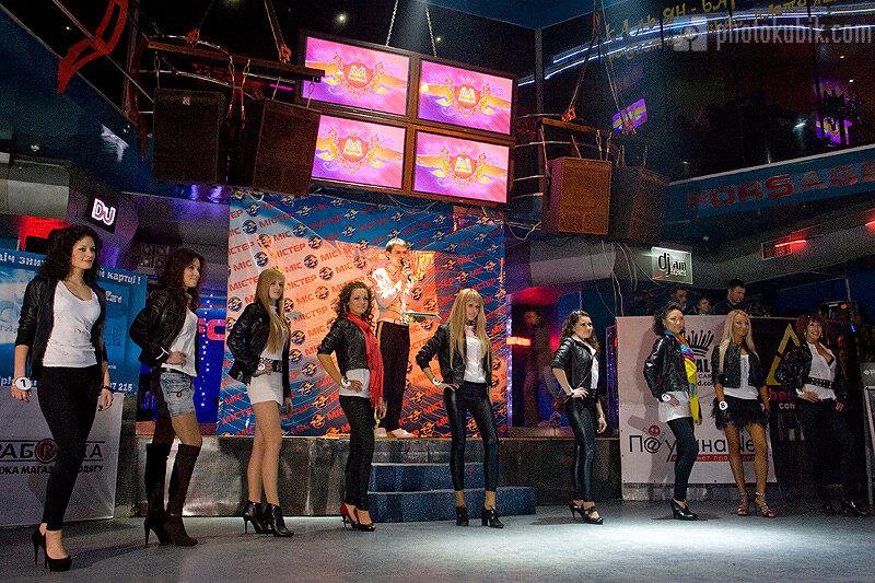 фоторепортаж репортаж конкурс  Конкурс красоты Мисс НАУ 2010