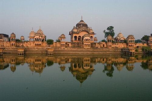 Орчха. Индия