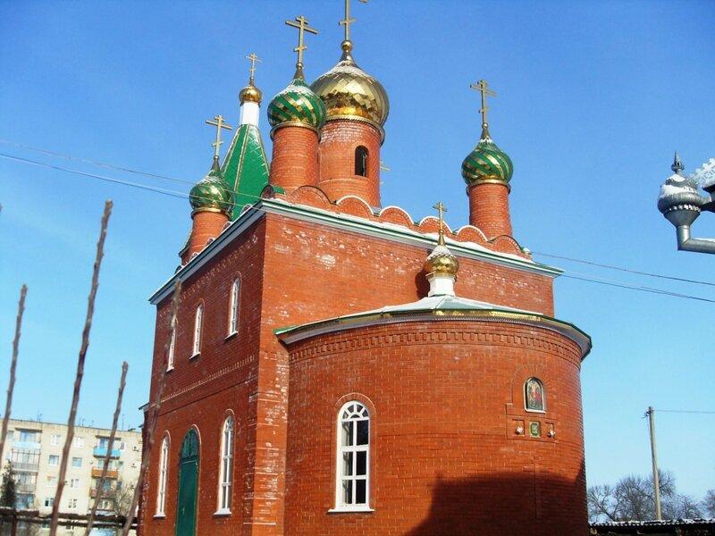Церковь старообрядцев (1)