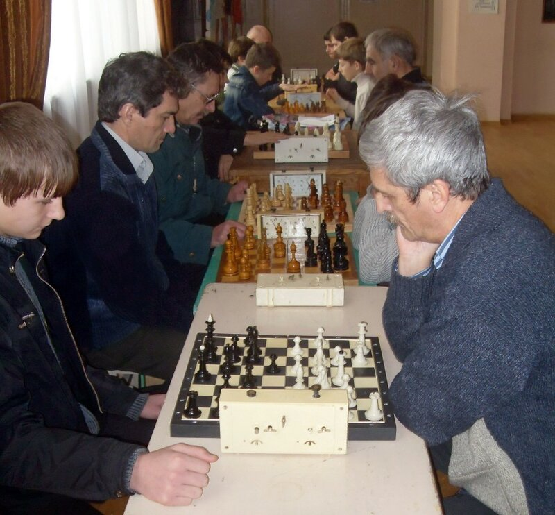Шахматный турнир (6)