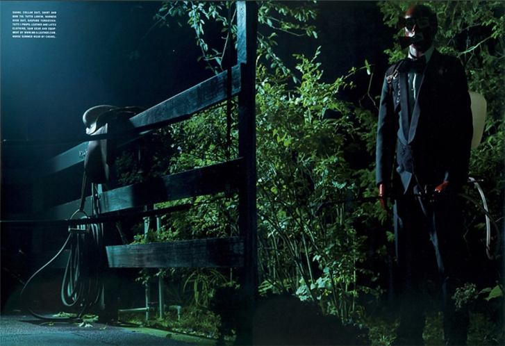 Step Into the Future by Steven Klein