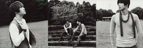 JEJUNG & YUCHUN- COLORS -Melody and Harmony- [CD-DVD] 0_36bae_38194ebc_L