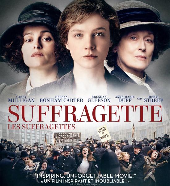Суфражистка / Suffragette (2015/WEB-DL/WEB-DRip)