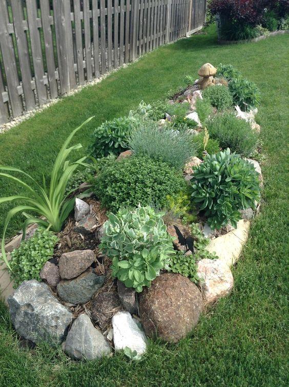 Ландшафтный дизайн садовых участков фото
