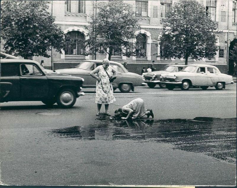 Садовая-Кудринская, 25.07.1966
