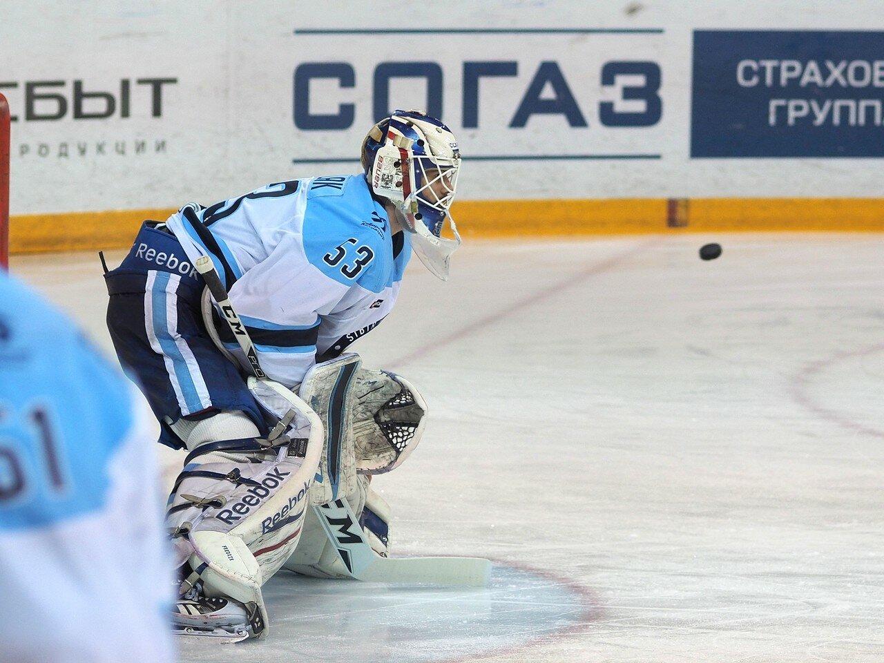 20Восток 1/2 плей-офф Металлург - Сибирь 08.03.2016